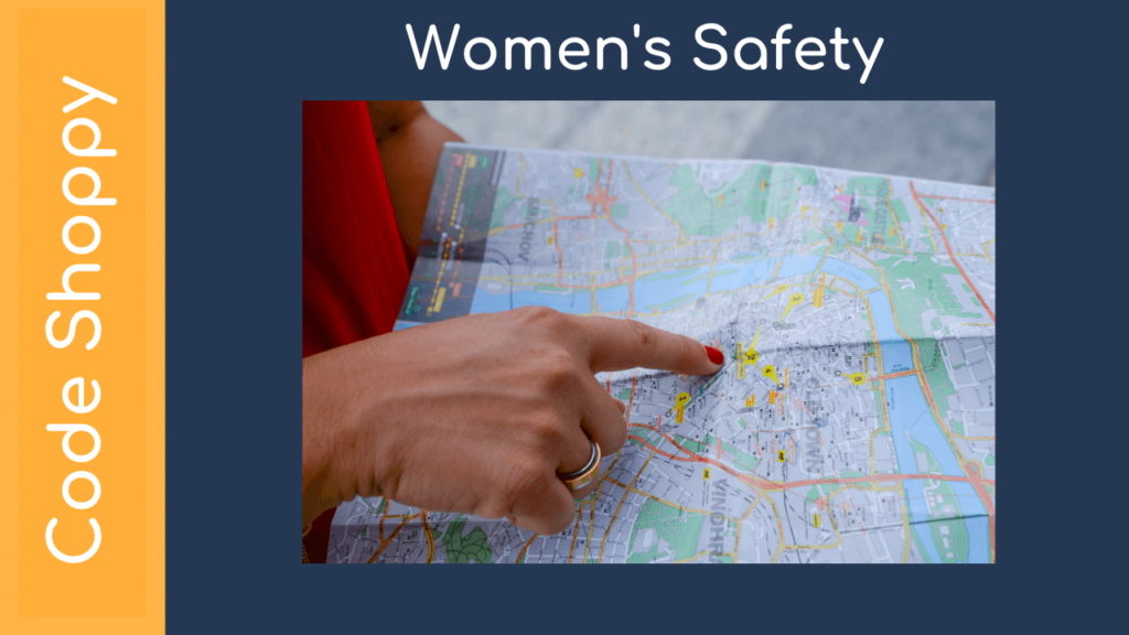 Women Safety And Security App