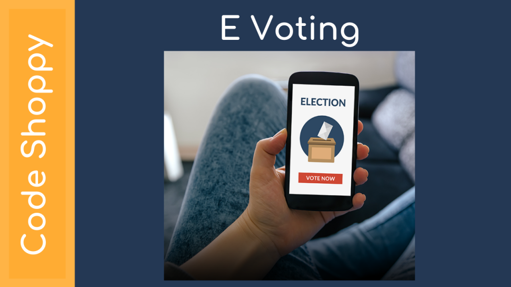 Online Voting System Project Application
