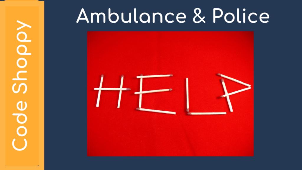Ambulance Mobile App